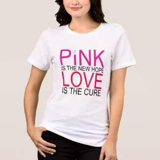 Pink New Hope Breast Cancer Awareness Shirt