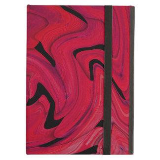 Pink Nightmare - iPad Air Case with No Kickstand