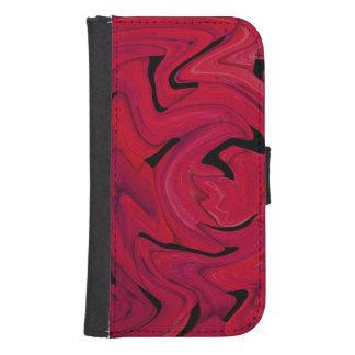 Pink Nightmare - Samsung Galaxy S4 Wallet Case
