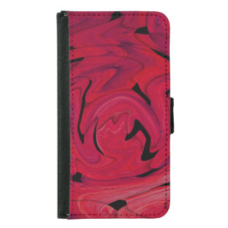 Pink Nightmare - Samsung Galaxy S5 Wallet Case