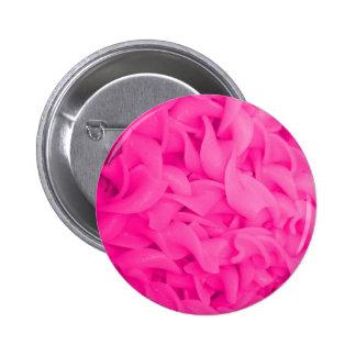 Pink Noodles Pinback Buttons