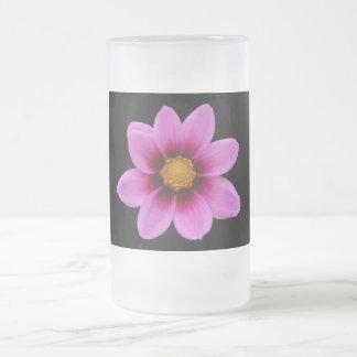 Pink Northwest Cosmos Flower Mug