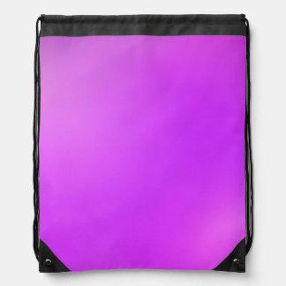 Pink on Pink Drawstring Bag