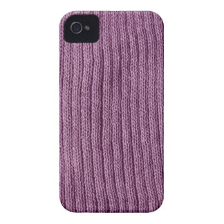Pink one wool iPhone 4 Case-Mate cases