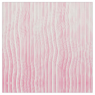 Pink optical lines fabric