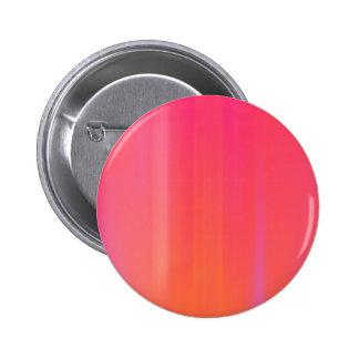 Pink & Orange Abstract Artwork: 6 Cm Round Badge