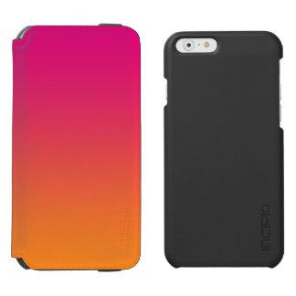 Pink & Orange Ombre Incipio Watson™ iPhone 6 Wallet Case