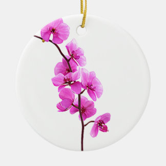 """""""Pink orchid"""" Ornament"""