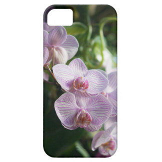 Pink Orchid Floral Phone Case