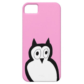 Pink owl iphone case. iPhone 5 cover