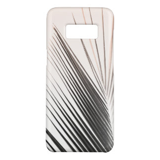 Pink Palm Leaf Samsung Phone Case