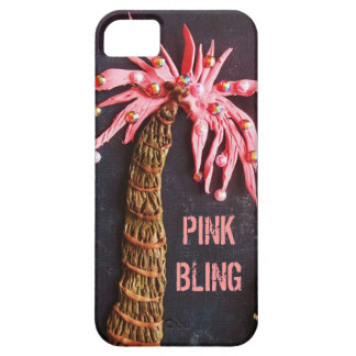 PINK PALM, PINK BLING CASE FOR THE iPhone 5