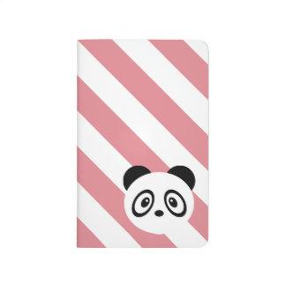 Pink panda journals