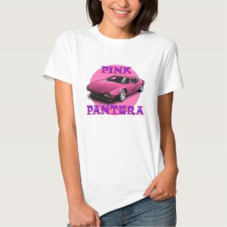 Pink Pantera Ladies T-Shirt