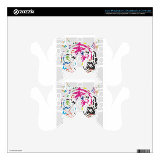 Pink Panther Madness PS3 Controller Skins