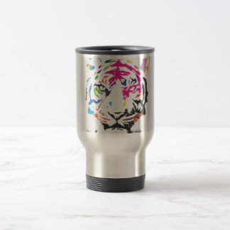 Pink Panther Madness Stainless Steel Travel Mug