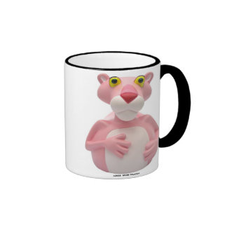Pink Panther Mugs by CelebriDucks.com