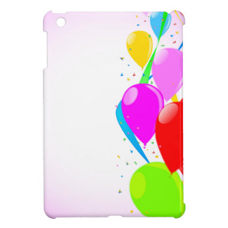 Pink Party Background iPad Mini Case