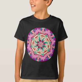 Pink Passionflower T-Shirt