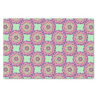 Pink Passionflower Tissue Paper