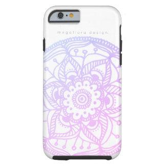 Pink Pastel Mandala Case by Megaflora Design