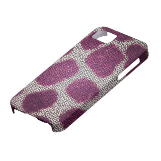 Pink pattern iPhone 5 covers