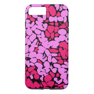 pink pattern iPhone 8 plus/7 plus case