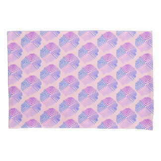 Pink Pattern Pillowcase