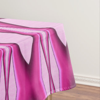 Pink Pattern Tablecloth