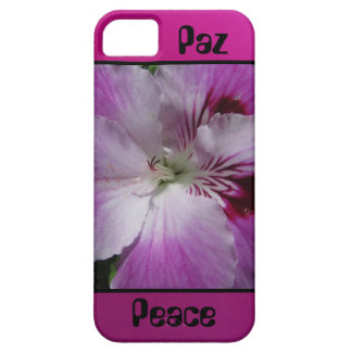 Pink Paz-Peace iPhone 5 Cases