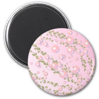 pink pearl Magnet