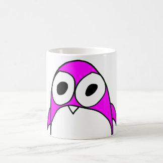 Pink Penguin Mug