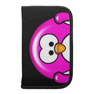 Pink Penguin Smartphone Rickshaw Folio Planners