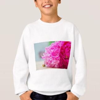 Pink peony beauty sweatshirt