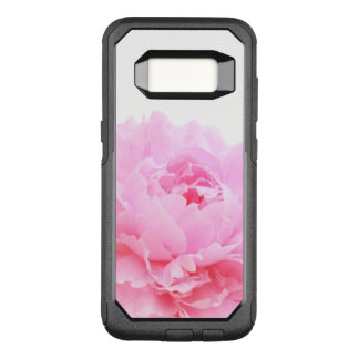 pink peony OtterBox commuter samsung galaxy s8 case