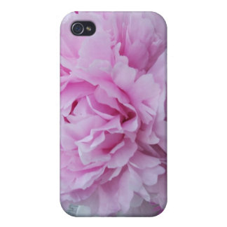 Pink Peony Peonies Iphone 3 Cell Phone Case