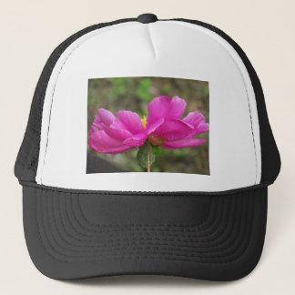Pink Peony Trucker Hat