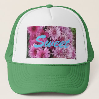 Pink Petals Cap