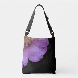 Pink Petals Crossbody Bag