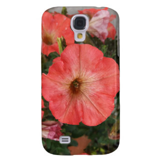 Pink Petunia Galaxy S4 Cover
