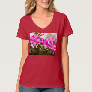 Pink Petunia Passion T-Shirt