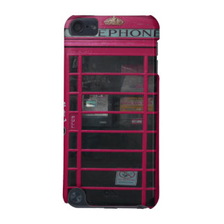 pink phone booth iPod touch 5G cases
