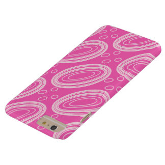 Pink phonecase barely there iPhone 6 plus case