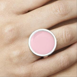 Pink Photo Ring
