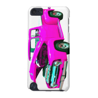 Pink pickup iPod touch 5G cover
