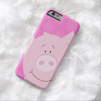 Pink Pig iPhone 6 Case Adorable cute kids case