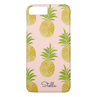 Pink Pineapple Case