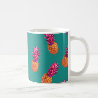 Pink Pineapple Dreams Mug
