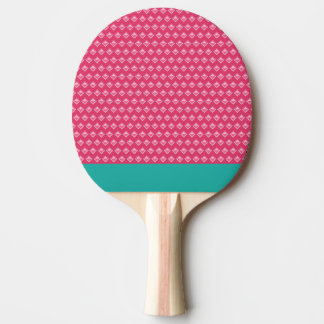 Pink ping pong ping pong paddle