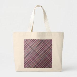 Pink Plaid Bags